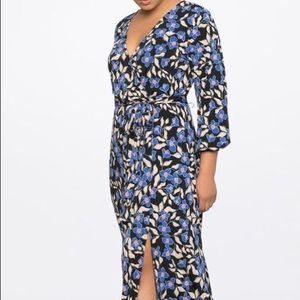 ELOQUII Maxi Dress NWT (16)
